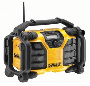 DEWALT XR-Li-Ion Akku- und Netz-Radio DCR 016