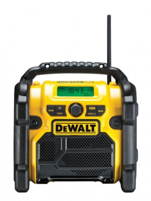 DEWALT 10.8-18V FM/AM Digital Radio DCR 020