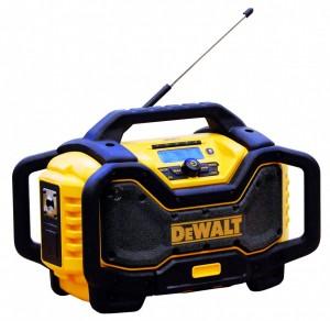 DeWALT Akku- und Netz-Radio