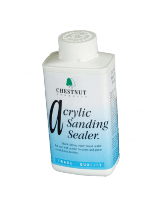 CHESTNUT Acryl Sanding Sealer 500 ml