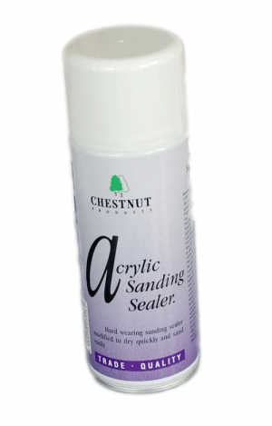 CHESTNUT Acrylic Sanding Sealer 400 ml Spraydose