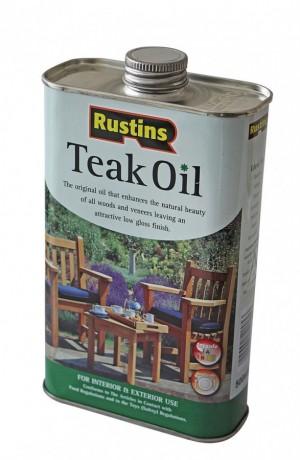 RUSTINS Teak Öl 500 ml