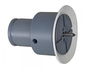 HAGER Vakuum-Saugspannfutter mit Gummilippe