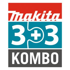MAKITA DLX3109PT Akku-Spezialset