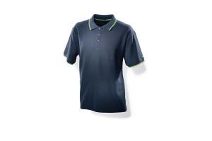 FESTOOL Poloshirt dunkelblau Herren Festool XL