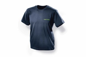 FESTOOL T-Shirt Rundhals Herren Festool M
