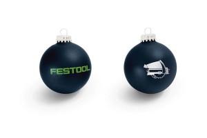 FESTOOL Weihnachtskugel-Set WK-Set II Festool