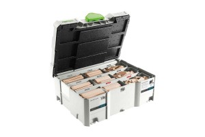 FESTOOL DOMINO XL Dübel Buche DS/XL D8/D10 306x BU