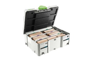 FESTOOL DOMINO XL Dübel Buche DS/XL D12/D14 128x BU