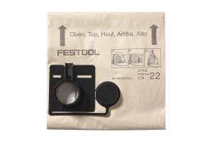 FESTOOL Filtersack FIS-CT 44/5