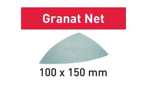 FESTOOL Netzschleifmittel STF DELTA P220 GR NET/50 Granat Net
