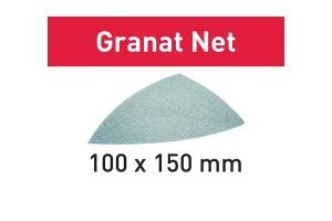 FESTOOL Netzschleifmittel STF DELTA P400 GR NET/50 Granat Net