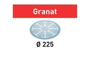 FESTOOL Schleifscheibe STF D225/128 P100 GR/25 Granat