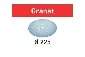 FESTOOL Schleifscheibe STF D225/128 P240 GR/5 Granat