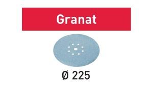 FESTOOL Schleifscheibe STF D225/8 P320 GR/25 Granat