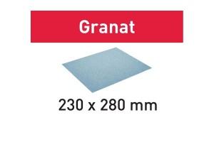 FESTOOL Schleifpapier 230x280 P40 GR/10 Granat