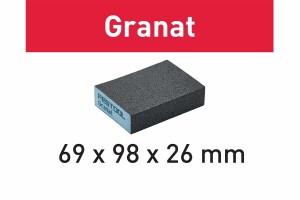 FESTOOL Schleifblock 69x98x26 120 GR/6 Granat