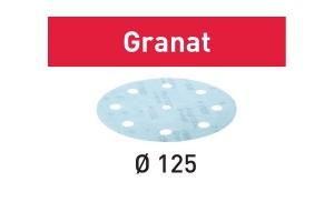 FESTOOL Schleifscheibe STF D125/8 P1200 GR/50 Granat