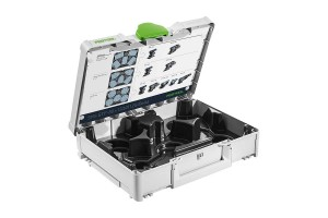 FESTOOL Systainer³ SYS-STF-80x133/D125/Delta