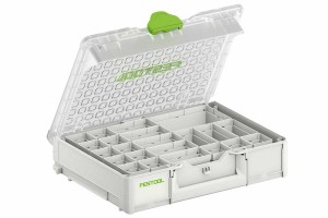 FESTOOL Systainer³ Organizer SYS3 ORG M 89 22xESB