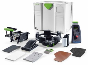FESTOOL Kantenbearbeitungs-Set KB-KA 65 SYS