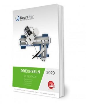 NEUREITER Drechselkatalog 2020 (190 Seiten)