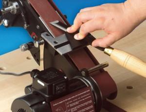 Schleifbänder für ProEdge Gerät 775 x 50 mm