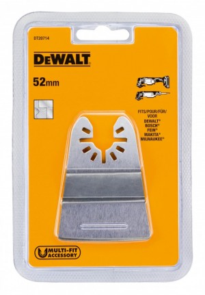 DEWALT Fester Spachtel 52 mm