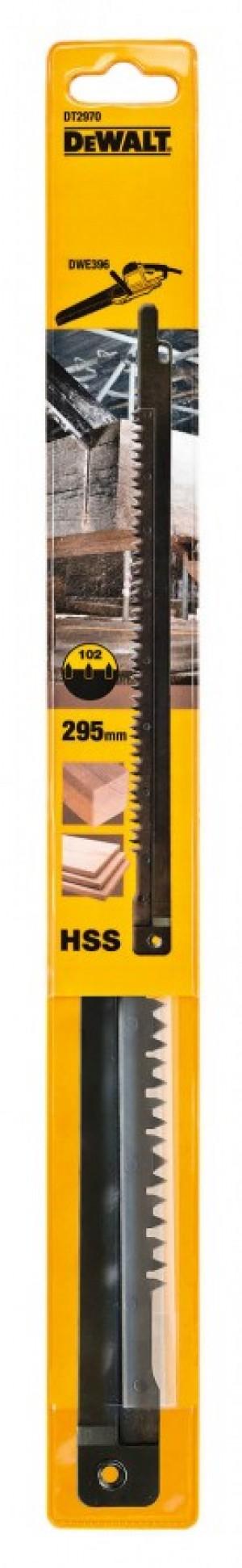 DEWALT Spezialsaegeblätter 295mm für DWE396