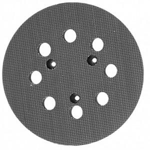 DEWALT Schleifteller f. Exz. Klett 125mm 8-Loch
