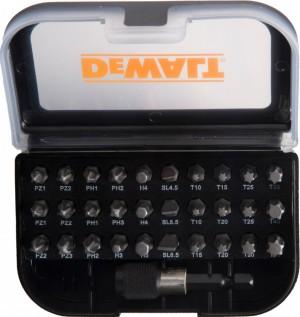 DeWALT Bit-SET 31-teilig QDT7944-QZ (Ersatz für SET 14-teilig)