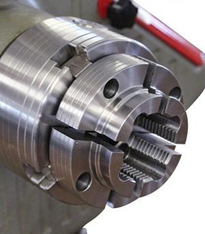 Teknatool 35 mm Zapfenspannzange