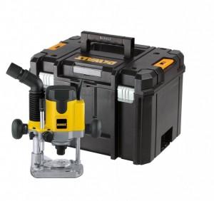 DEWALT Oberfräse, elektrisch 1100 Watt in T-STAK-Box VI DW 621 KT