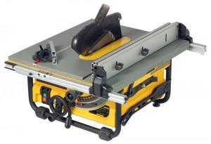 DEWALT Tischkreissaege 1700 Watt 250x30mm 77/63 DW 745
