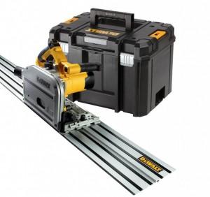DEWALT Tauchkreissaegenset 55 mm, T-STAK-Box VI DWS 520 KTR