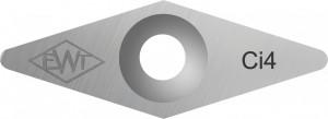 Ersatzschneide Diamantform Ci4 / Karbid
