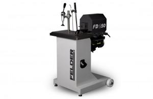 FELDER FD 250 Langlochbohrmaschine