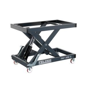 Höhenverstellbarer FELDER® Arbeitstisch FAT 500 S ohne Arbeitsplatte