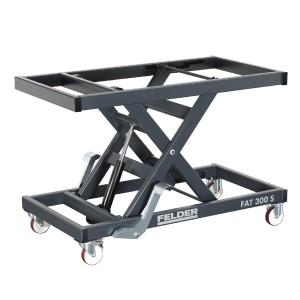 Höhenverstellbarer FELDER® Arbeitstisch FAT 300 S ohne Arbeitsplatte
