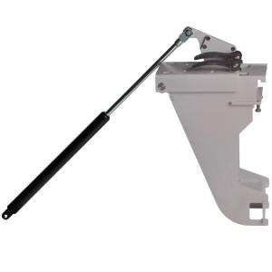 FELDER Vorschubapparat-Abklappvorrichtungen, F-Koppelung und Gasfederunterstützung