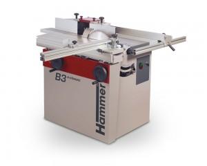 HAMMER Kreissäge-Fräsmaschine B3 e-classic