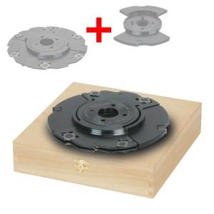 FELDER Verstellnuter-Set WPL-HW