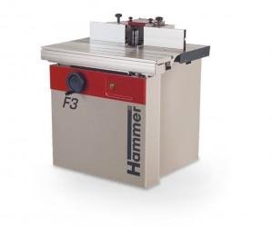 HAMMER F3 Schwenkspindel-Fräsmaschine