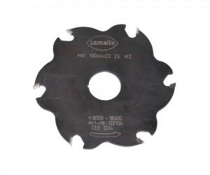 LAMELLO HW-Nutfräser 4 mm