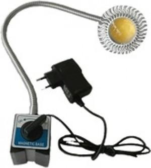 Harthie Magnetfuß-LED