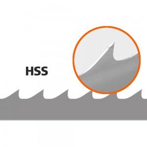 BAHCO HSS-Sägebänder für Bandsägewerke
