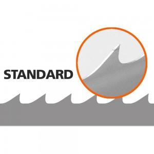 LOGOSOL Standard-Sägebänder für Bandsägewerke