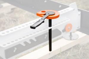 LOGOSOL zusätzliche Stammklemme für Bandsägewerke