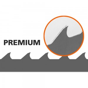 Premium-Hartmetall-Sägeband für Bandsägewerke
