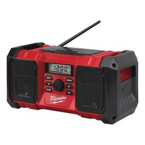 MILWAUKEE Netz-/Akku-Radio M18JSR-0